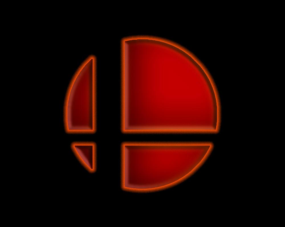 Smash Bros Logo Wallpaper By Kinan