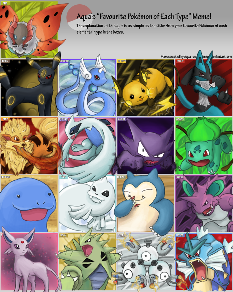 Pokemon meme by Speedyrulez