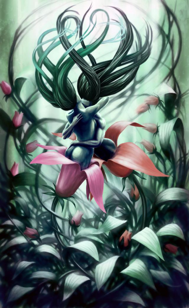 Blossom Harmony by Heliofob