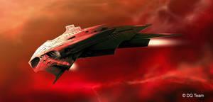 Spaceship 3 by Heliofob