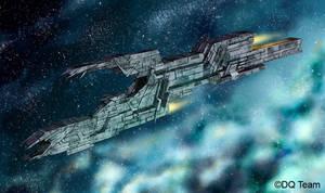 Spaceship 5