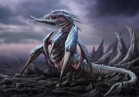 RIFT Contest - Undead Wyrm by Heliofob