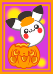 Halloween PikaGhost