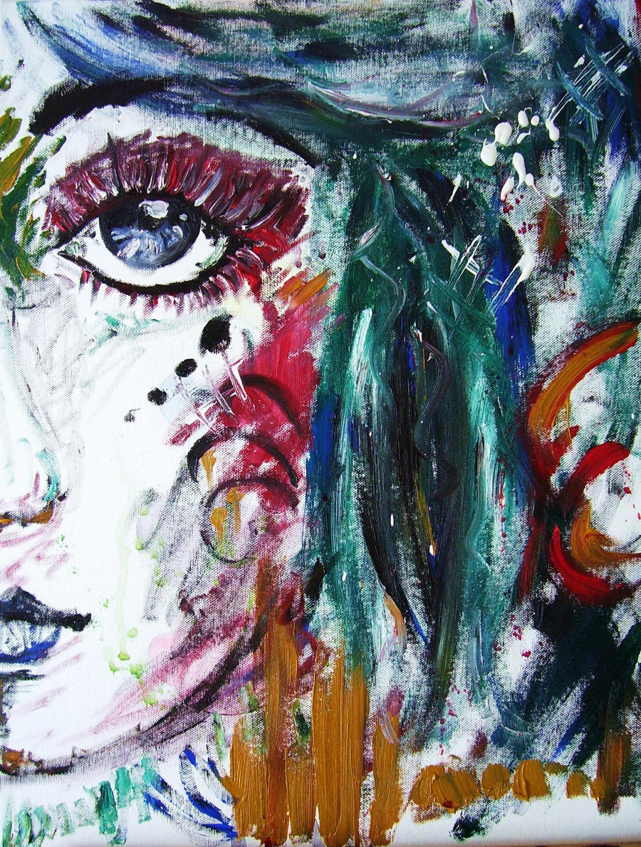 An analysis of an abstract expressionism in painting arts