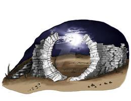 Lunar Gate