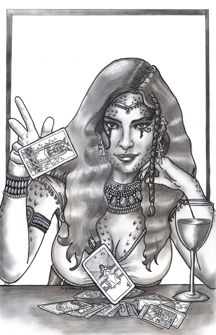 Tarot by Syreene