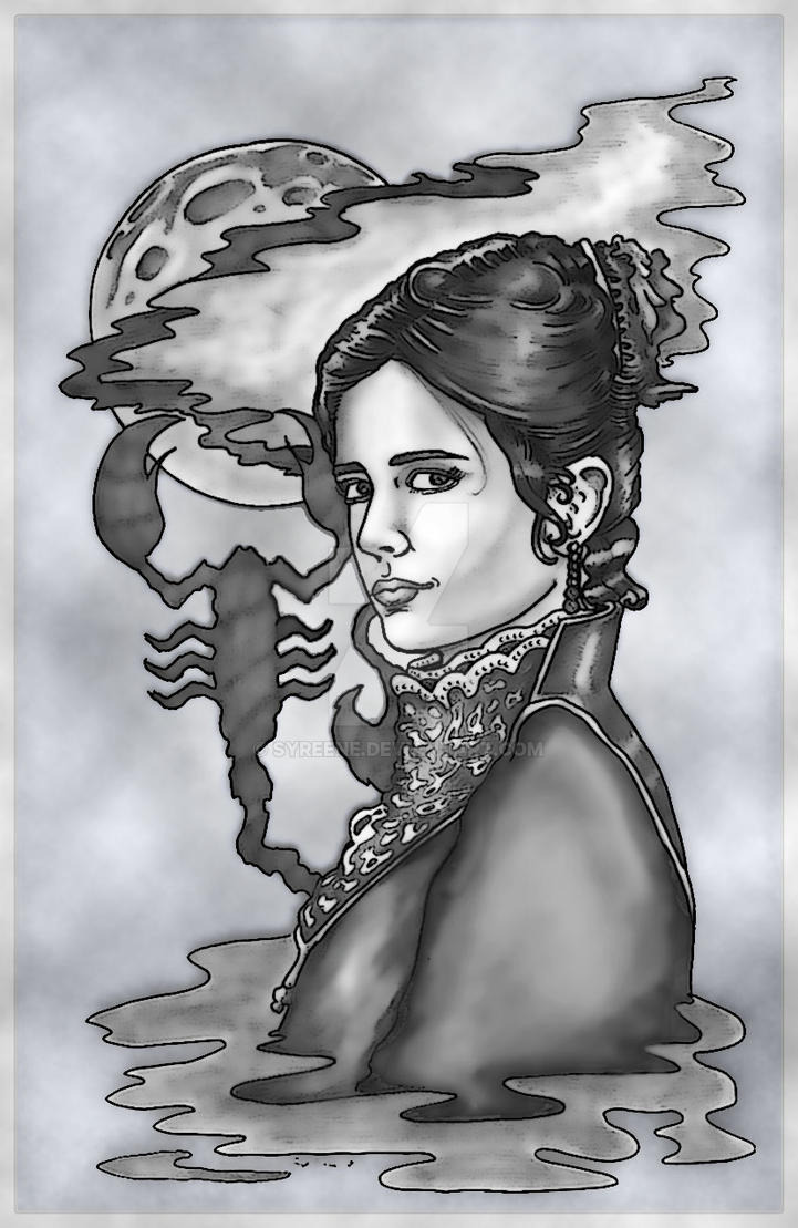 Vanessa Ives by Syreene