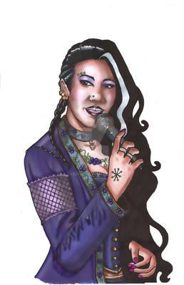Lya Portrait