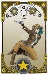 Steampunk Western