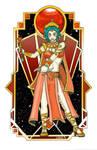 Princess Blye of Mars