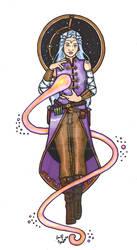 Lenata the Cleric of Celestian
