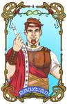 Spelljoined Tarot - The Magician