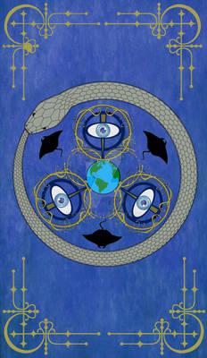 Spelljoined Tarot - Card Back