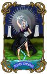 Spelljoined Tarot - The Moon