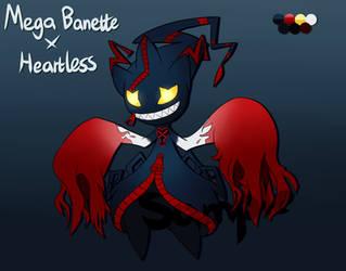 OTA | Heartless Mega Banette (OPEN) by Bufuserk