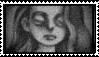 sad stamp by H-U-L-I