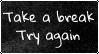 Take a break (Stamp) by H-U-L-I