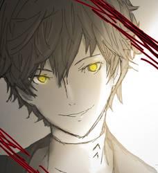 Persona 5 The Phantom Joker by InoueOKaito