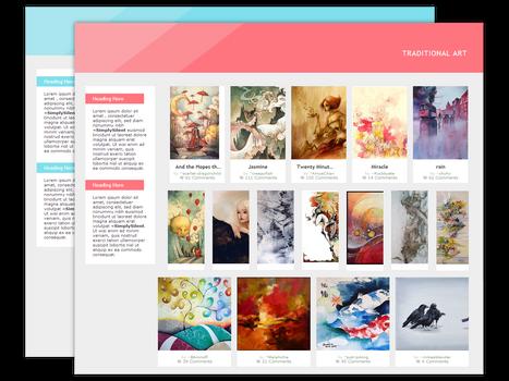 Vivacious Gallery CSS