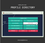 Make a Profile Directory v.4 (Updated!)