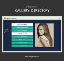 Make a Gallery Directory v.2 by SimplySilent