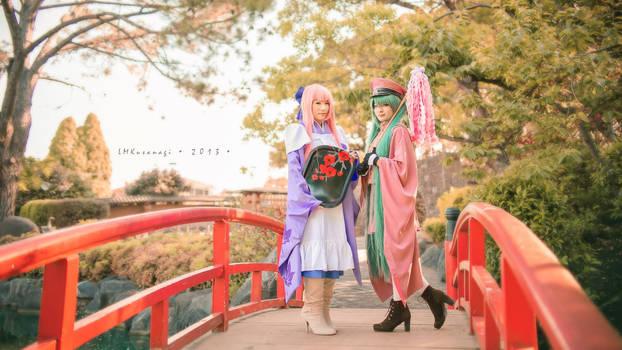 Senbonzakura :: Sakura Revolution