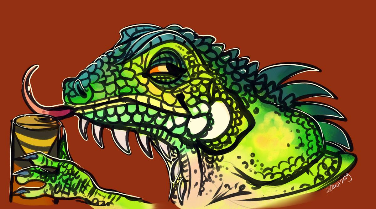 Iguana Leguana