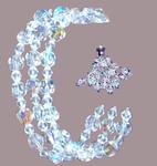 Earring and Bracelet 1