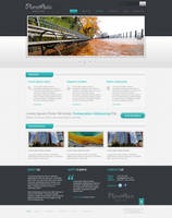 Planet Asia -Web Template by SyloGraphix