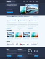 Atmost PSD Web Template *For Sale*
