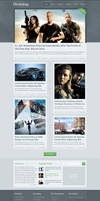 Chronology WordPress Theme Design