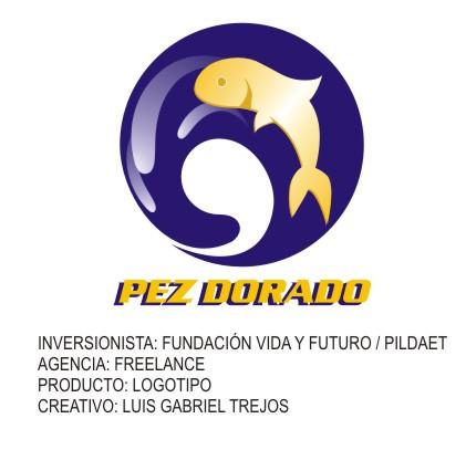 logo piscifactoria Pez dorado by TREJOSCOMICS