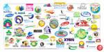 All Logos Luis Gabriel Trejos Duque by TREJOSCOMICS