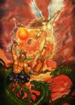 El Martillo de los Dioses - 2017 - Luis Gabriel Tr by TREJOSCOMICS
