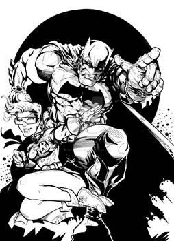 dark Knight retuns - luis gabriel trejos duque - 2