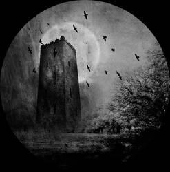 Moon by VampEngel