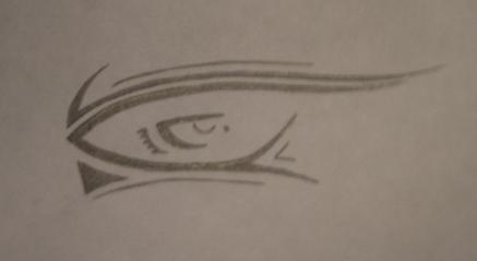 Tribal Eye by Satsujin-Ken