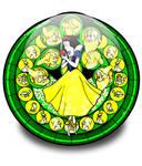 snow white kingdom hearts