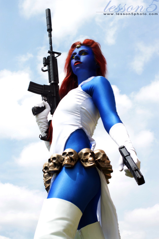 Mystique by screaM4Dolls