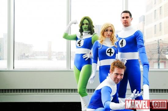Fantastic Four - She Hulk by screaM4Dolls
