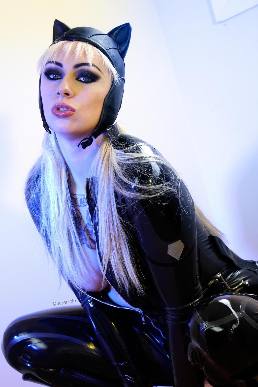 Catwoman arkham city cosplay