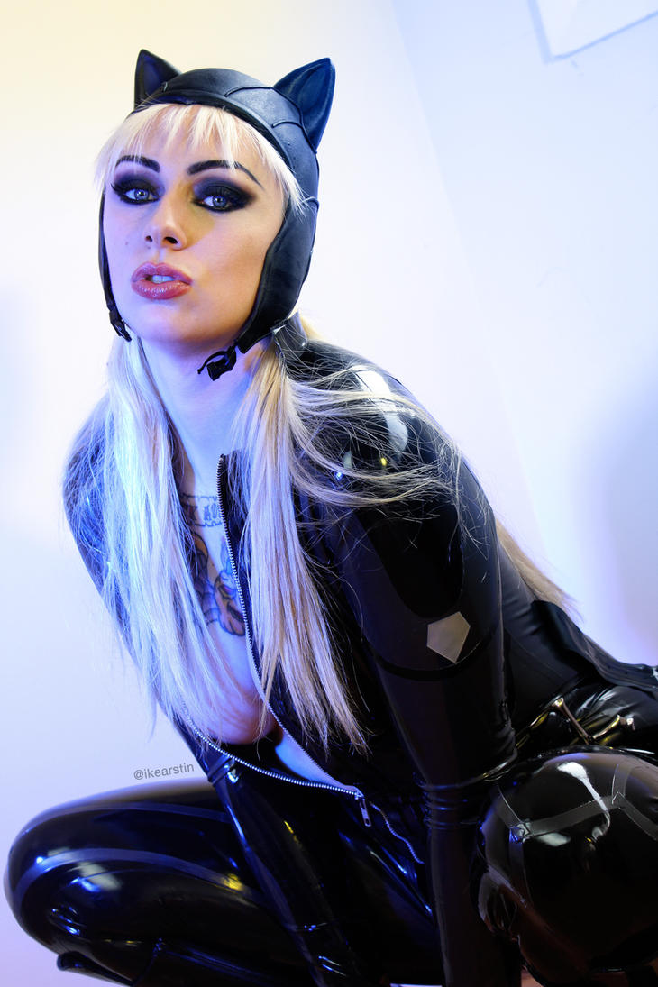 Late Catwoman - Arkham City by screaM4Dolls