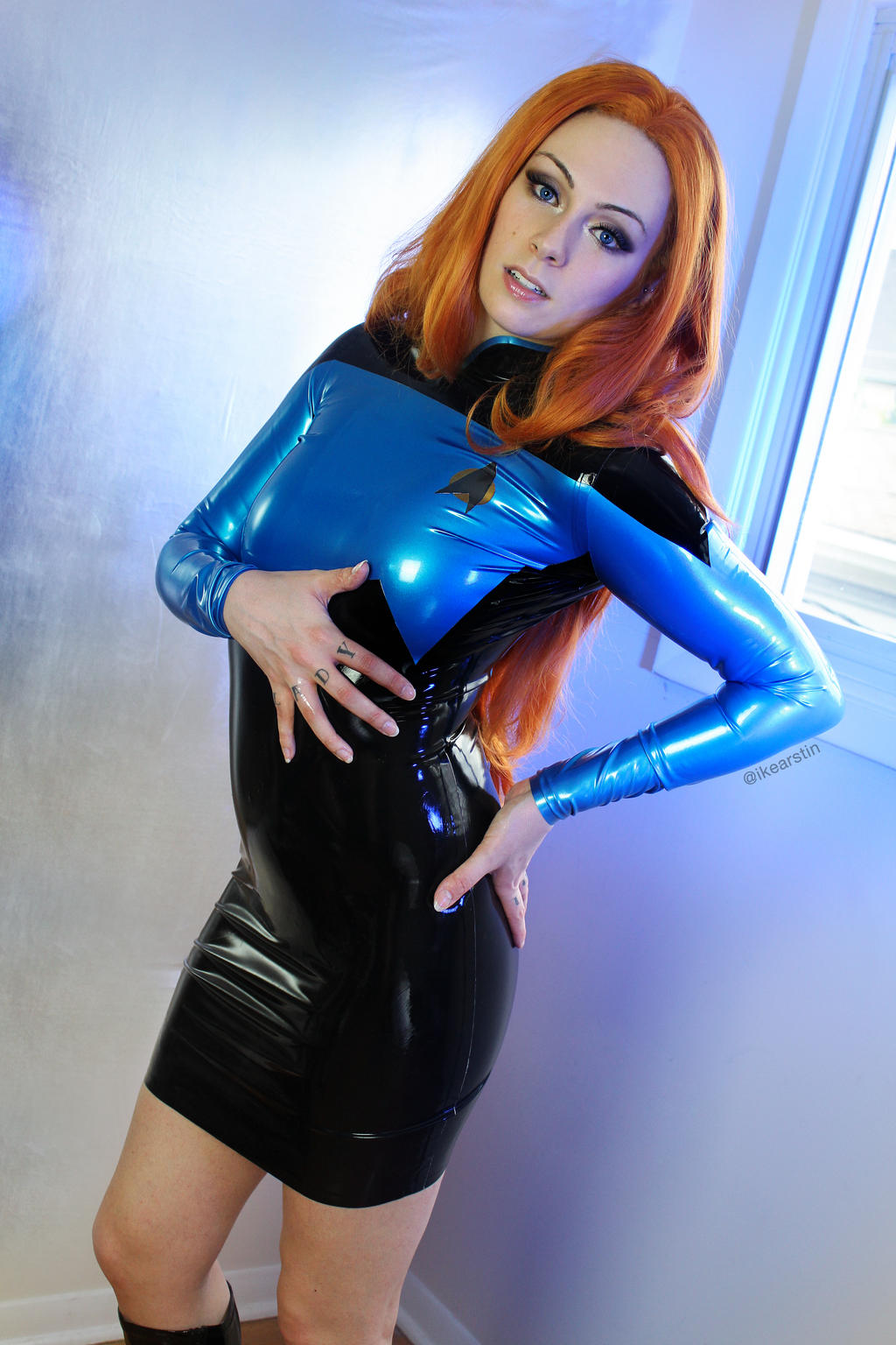 Star trek cosplay sexy congratulate, this