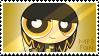 MP3 Stamp by Pinkycandypie