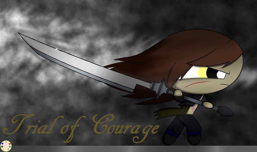 Trial of Courage (Backstory)