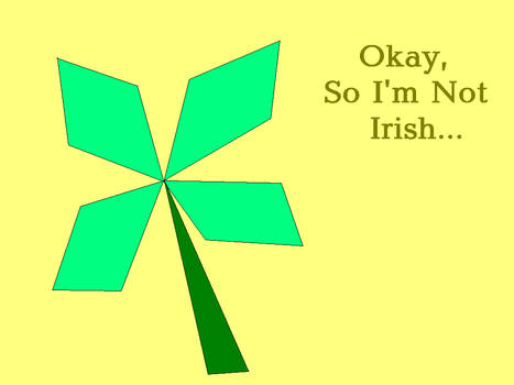 I'm Not Irish