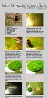 How to Make Polymer Clay Kiwis