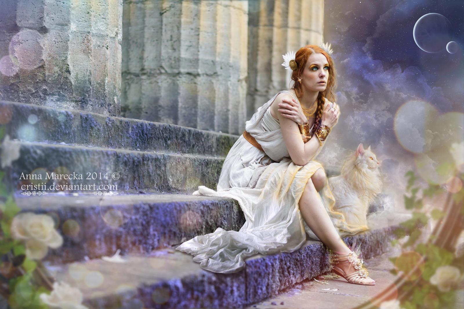 Valkyria Aurora by cristii