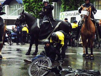 Anarchy in Portland: One