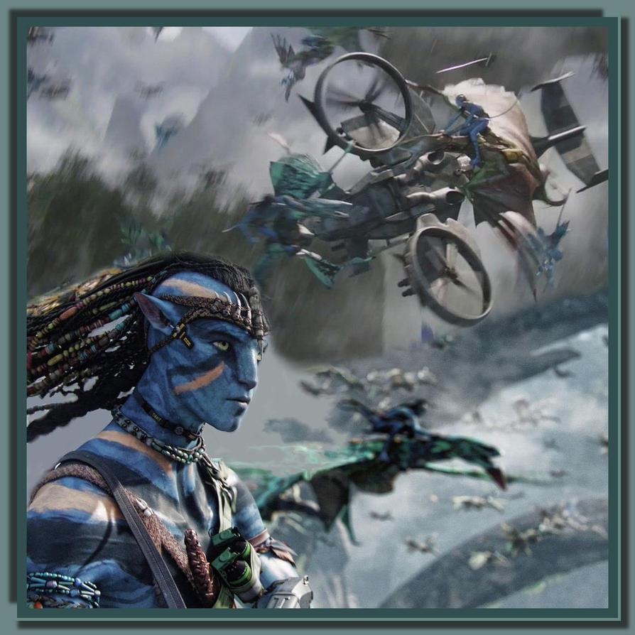 Avatar 2 Yet: War. Avatar 2 By Turlena08 On DeviantArt